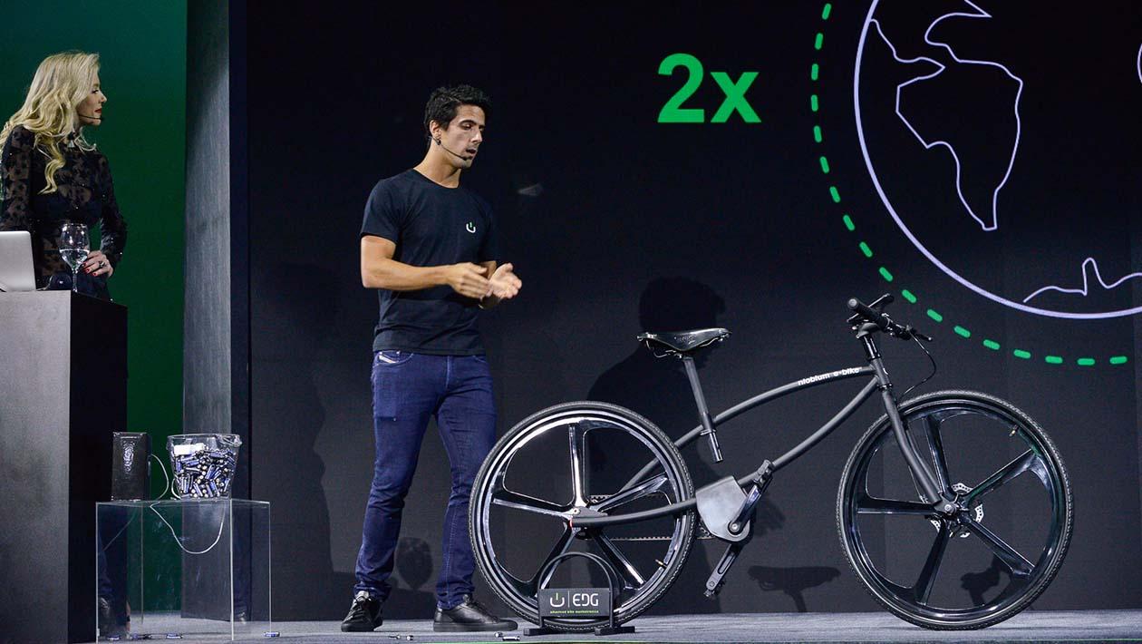 A Niobium e-Bike é uma bicicleta elétrica com 100 km de autonomia criada pelo Elon Musk brasileiro