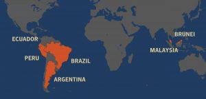 Grupo de ciberespionagem se infiltrou por meses em instituições do Brasil e de países vizinhos