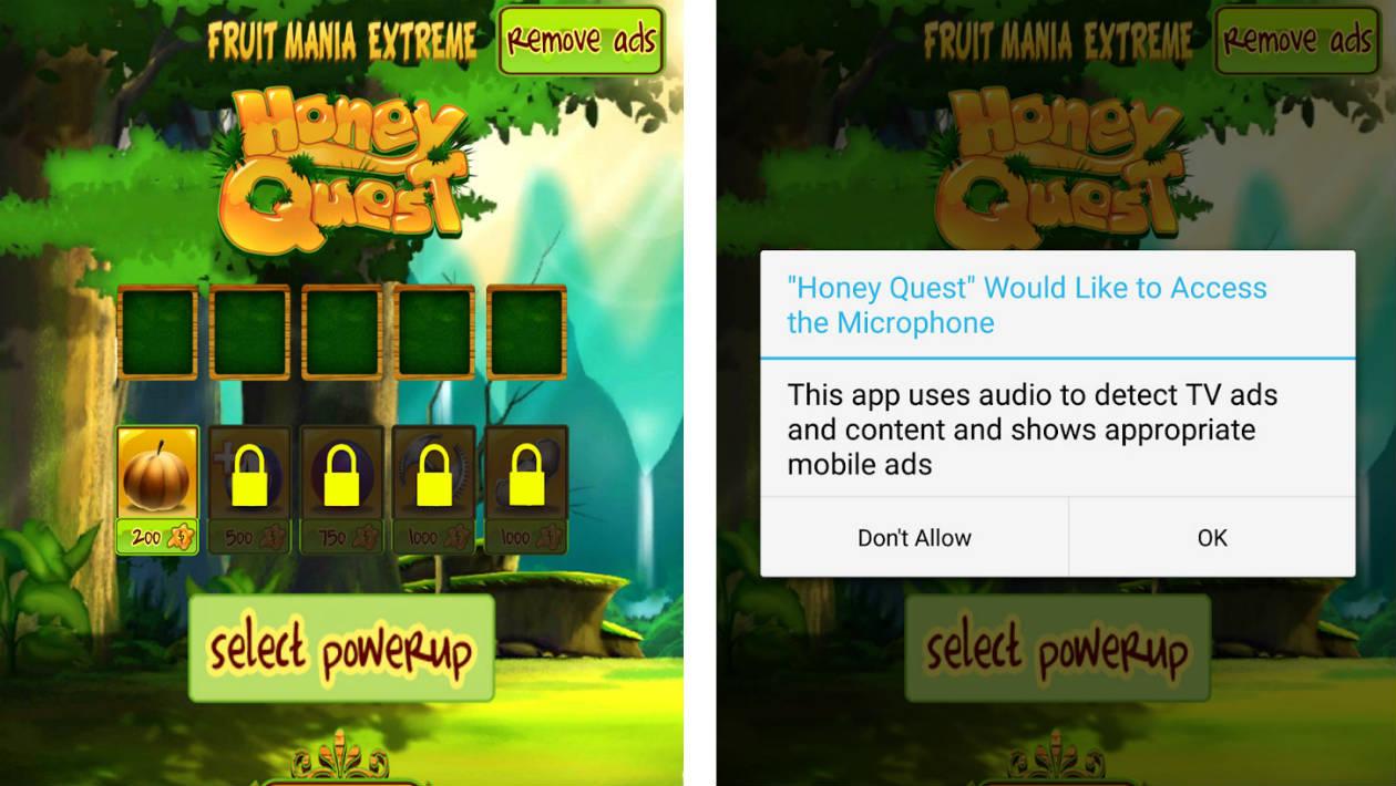Centenas de jogos mobile estão usando seu microfone para rastrear o que você vê na TV