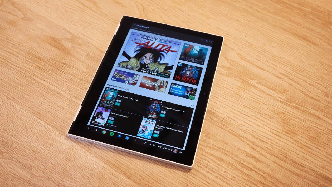 Chrome OS, e não o Android, deve ser o futuro dos tablets do Google