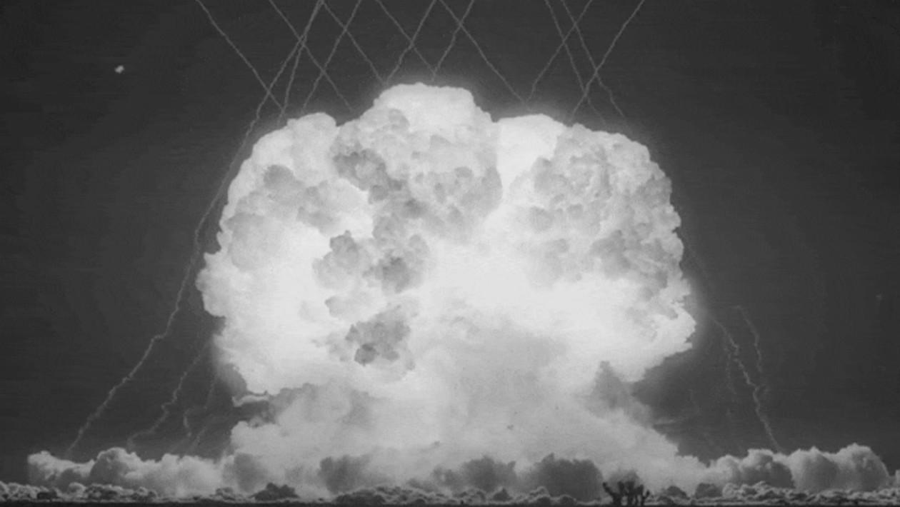 Acabaram de tornar públicos 62 vídeos de testes nucleares e publicaram no YouTube