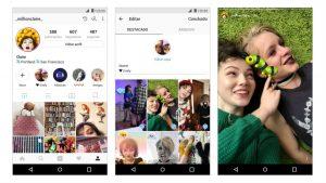 Agora você pode ter stories fixos no Instagram