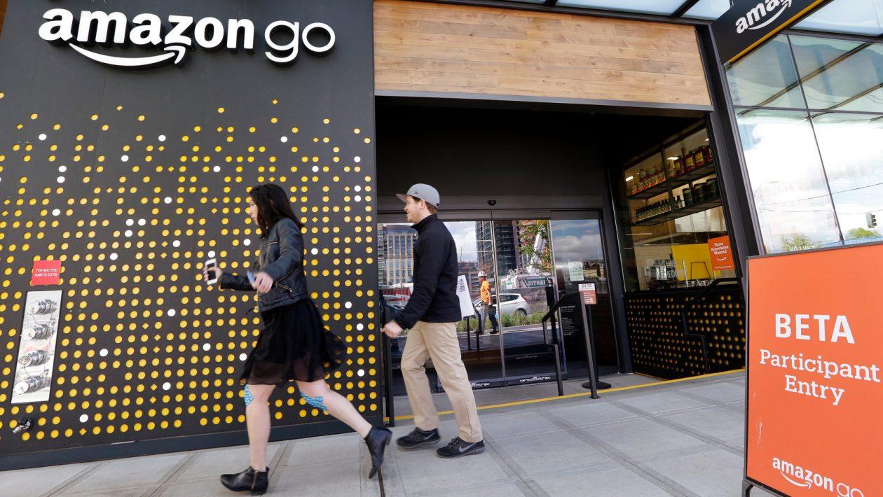 Primeiro supermercado automatizado da Amazon começa a funcionar nos EUA
