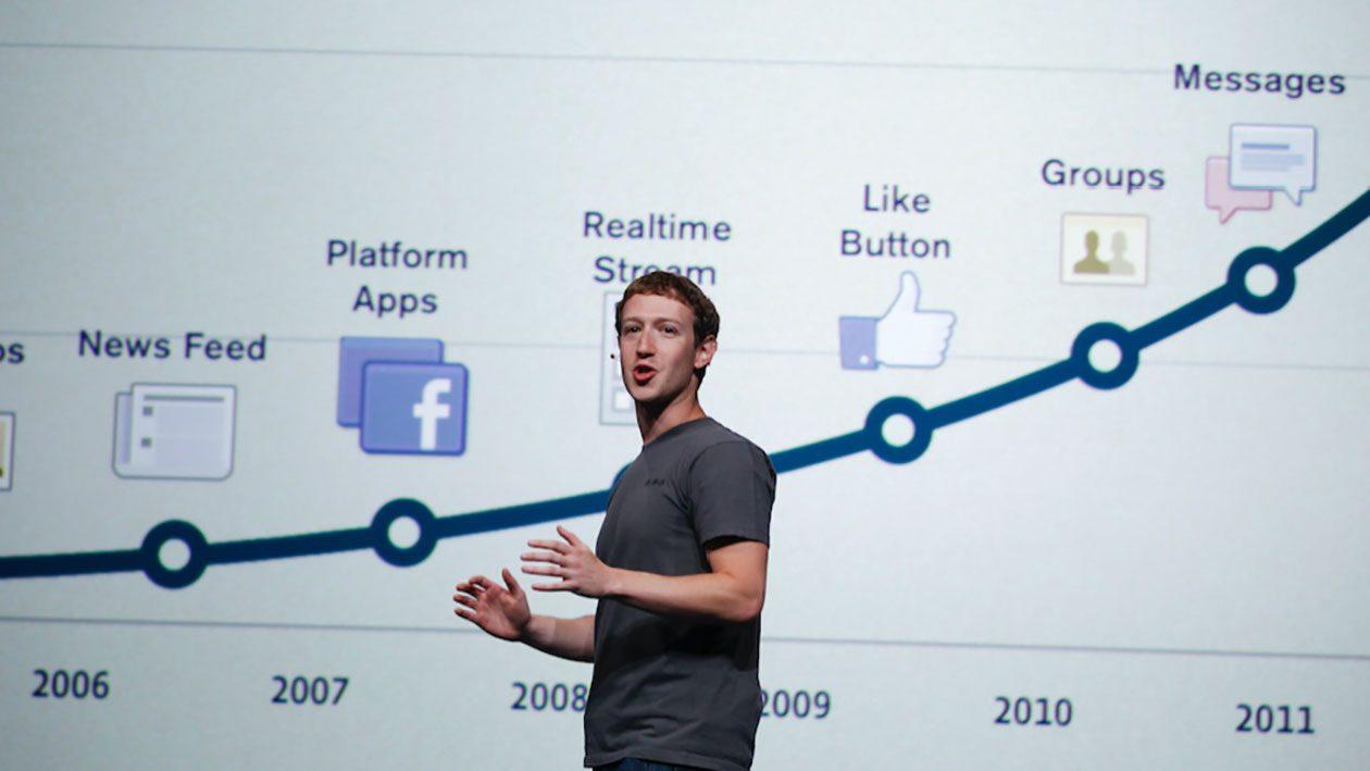 Facebook libera novos princípios de privacidade à frente de restrições mais pesadas na Europa
