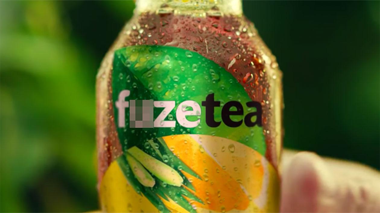 Coca-Cola gastou mais de US$ 1 milhão para renomear nome de chá com conotação sexual