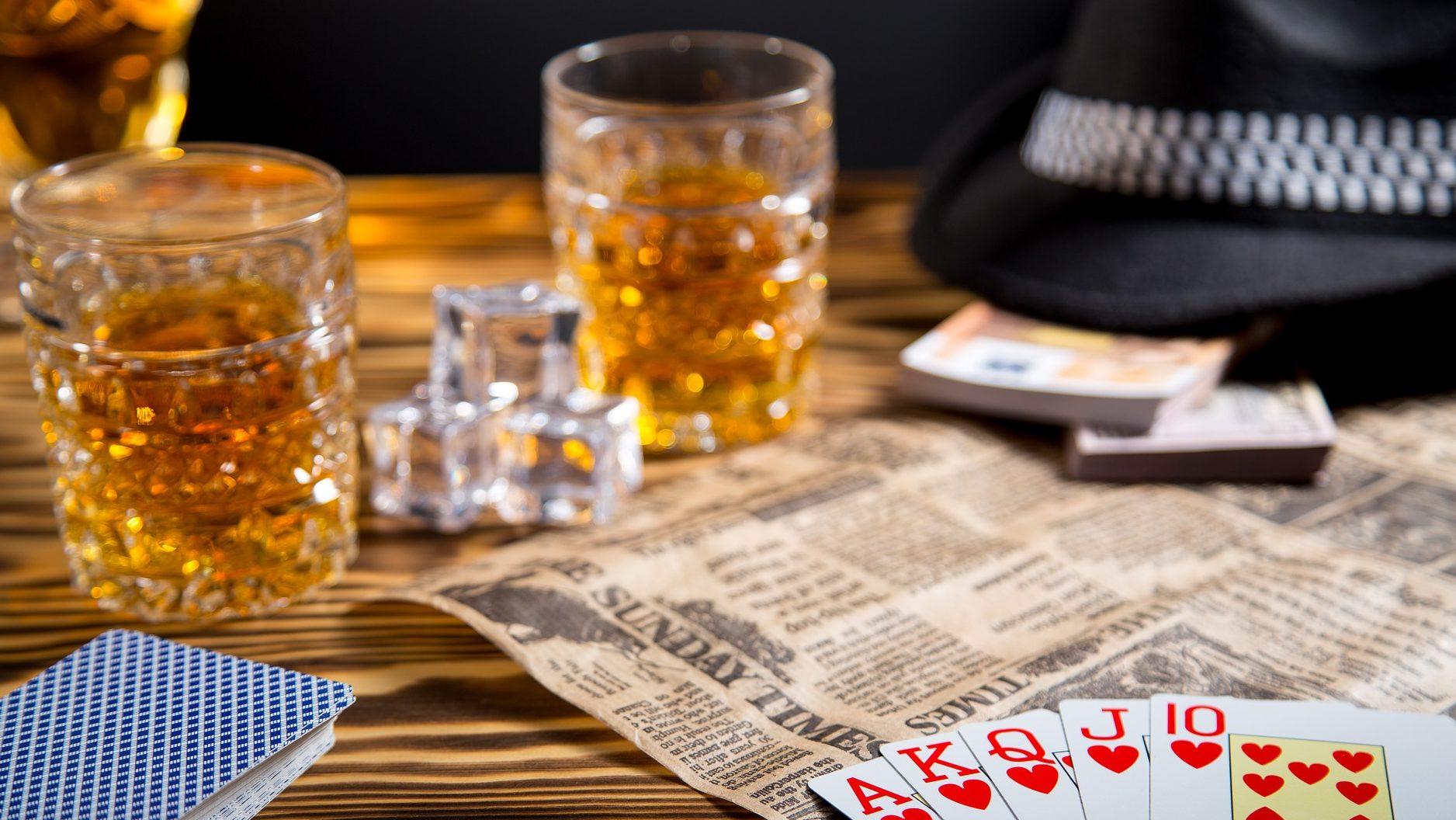 O álcool é um grande responsável pelo desenvolvimento de demência