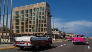 Cuba US Travel Warning