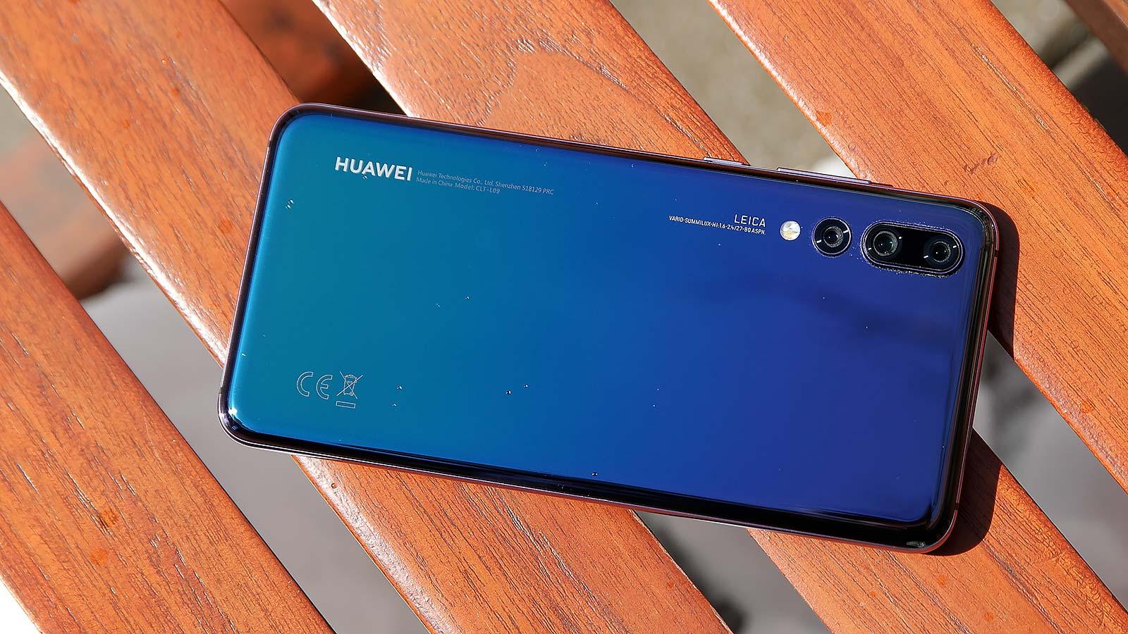 Smartphone P20 Pro, da Huawei