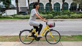 Bike Yellow 2