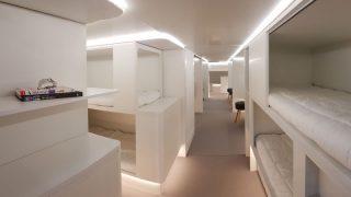 airbus-aviao-camas