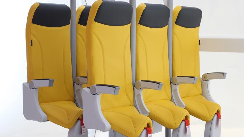 Assentos em formato de sela podem ser o triste futuro da aviação doméstica