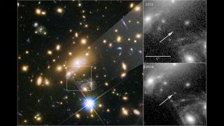 galaxia-lente