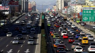 Cars Hold Near 3-million Sets in Beijing