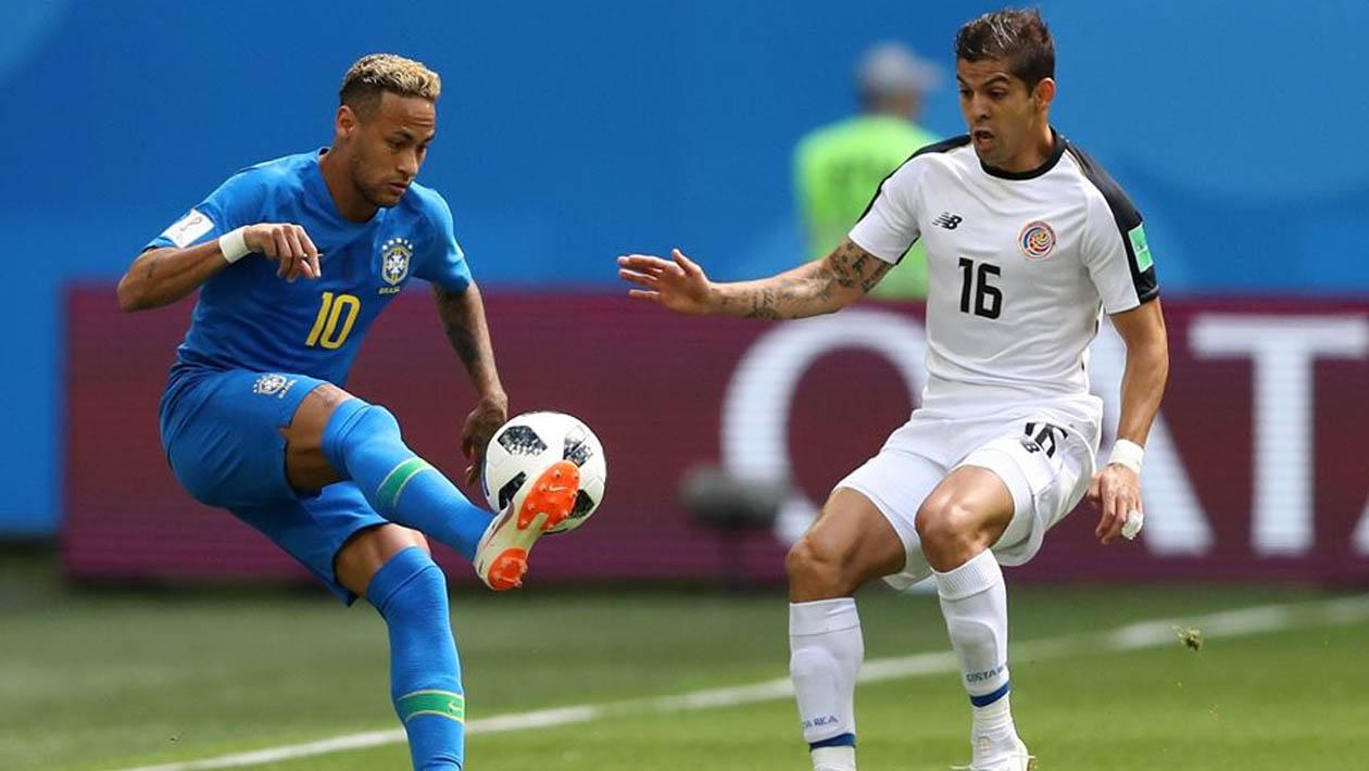 Um brasileiro foi preso no estádio durante jogo da seleção graças ao sistema de segurança da Copa