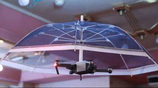 guarda-chuva-drone