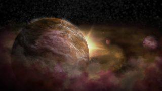 infant-planets