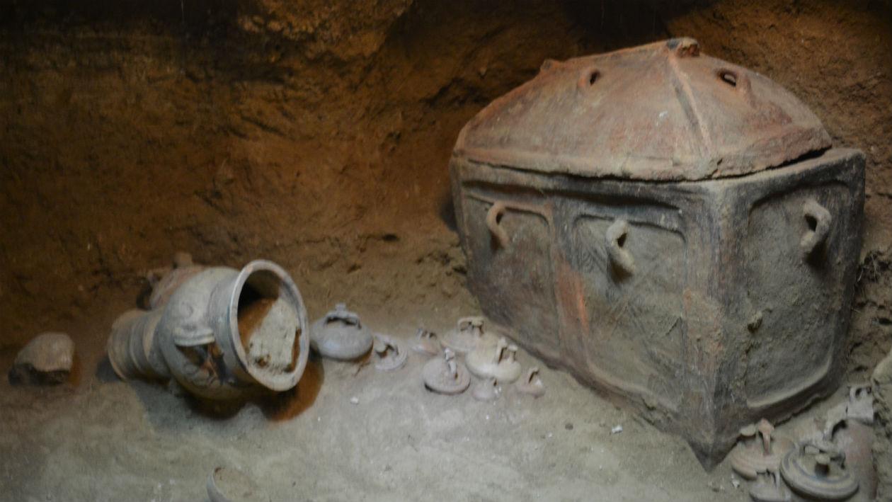 As múmias mais antigas do mundo de repente estão se transformando em gosma preta