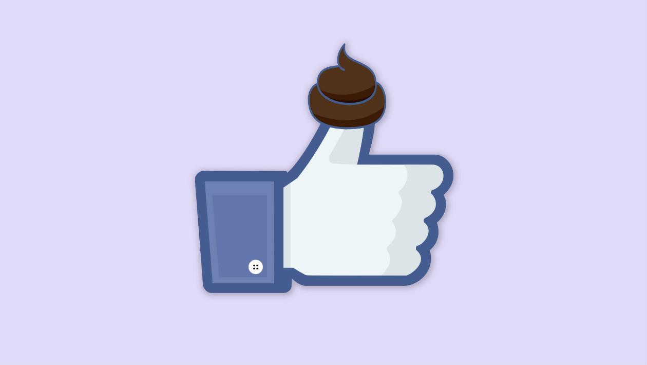 A mais recente falha de segurança do Facebook foi a gota d'água para mim