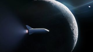 foguete-bfr-spacex-lua