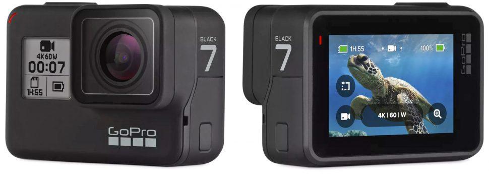 A nova GoPro Hero 7 Black promete vídeos menos tremidos e
