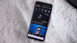 youtube modo escuro destaque