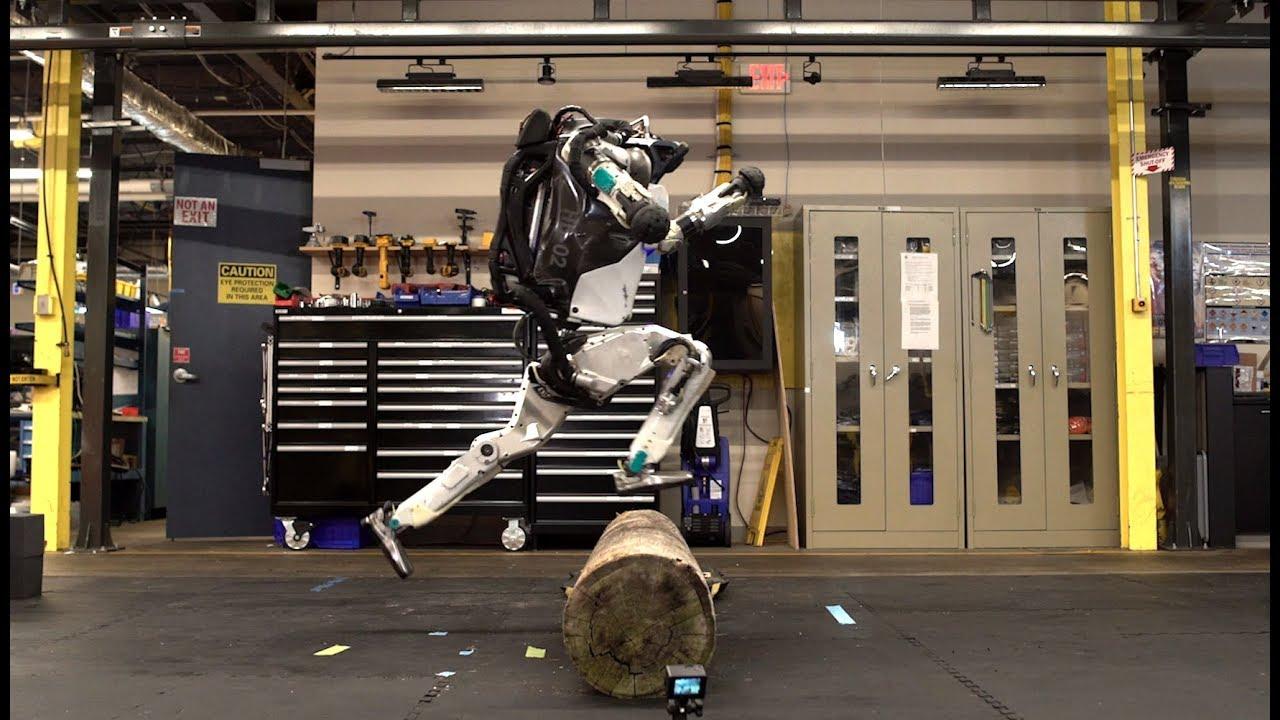 Vídeo mais recente da Boston Dynamics mostra um robô extremamente ágil para saltar obstáculos