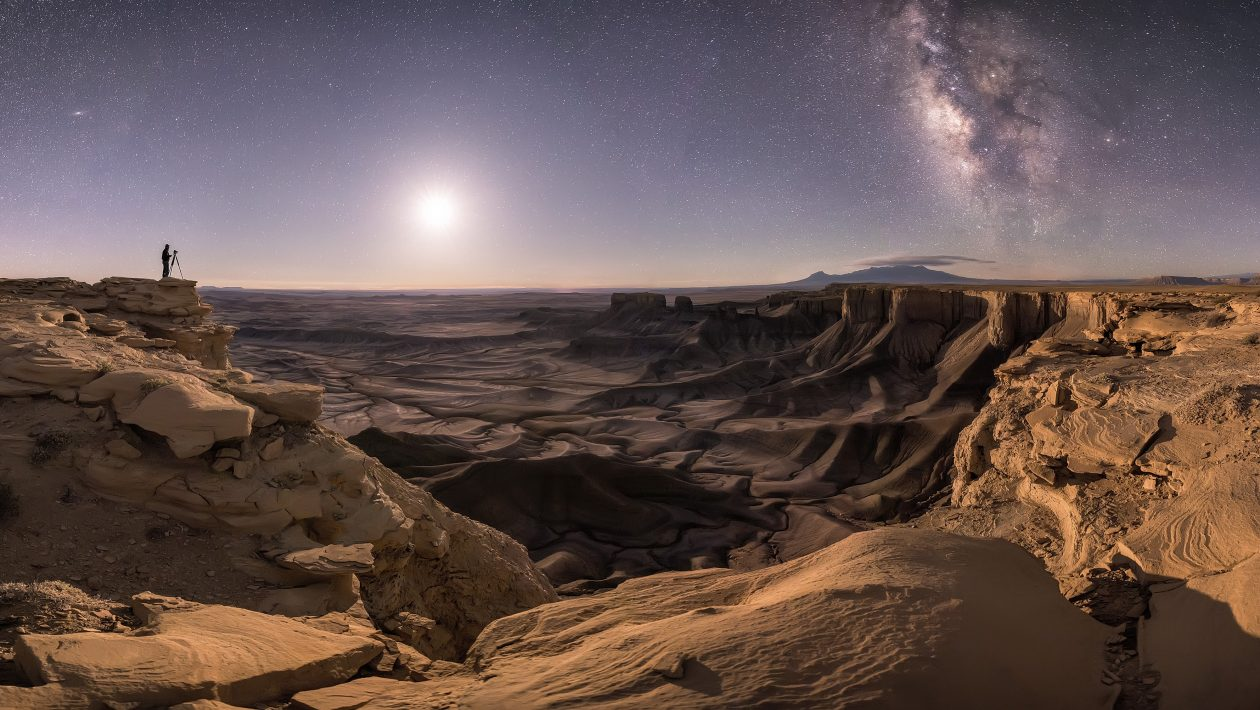 Veja os vencedores do concurso Fotógrafo de Astronomia do Ano de 2018