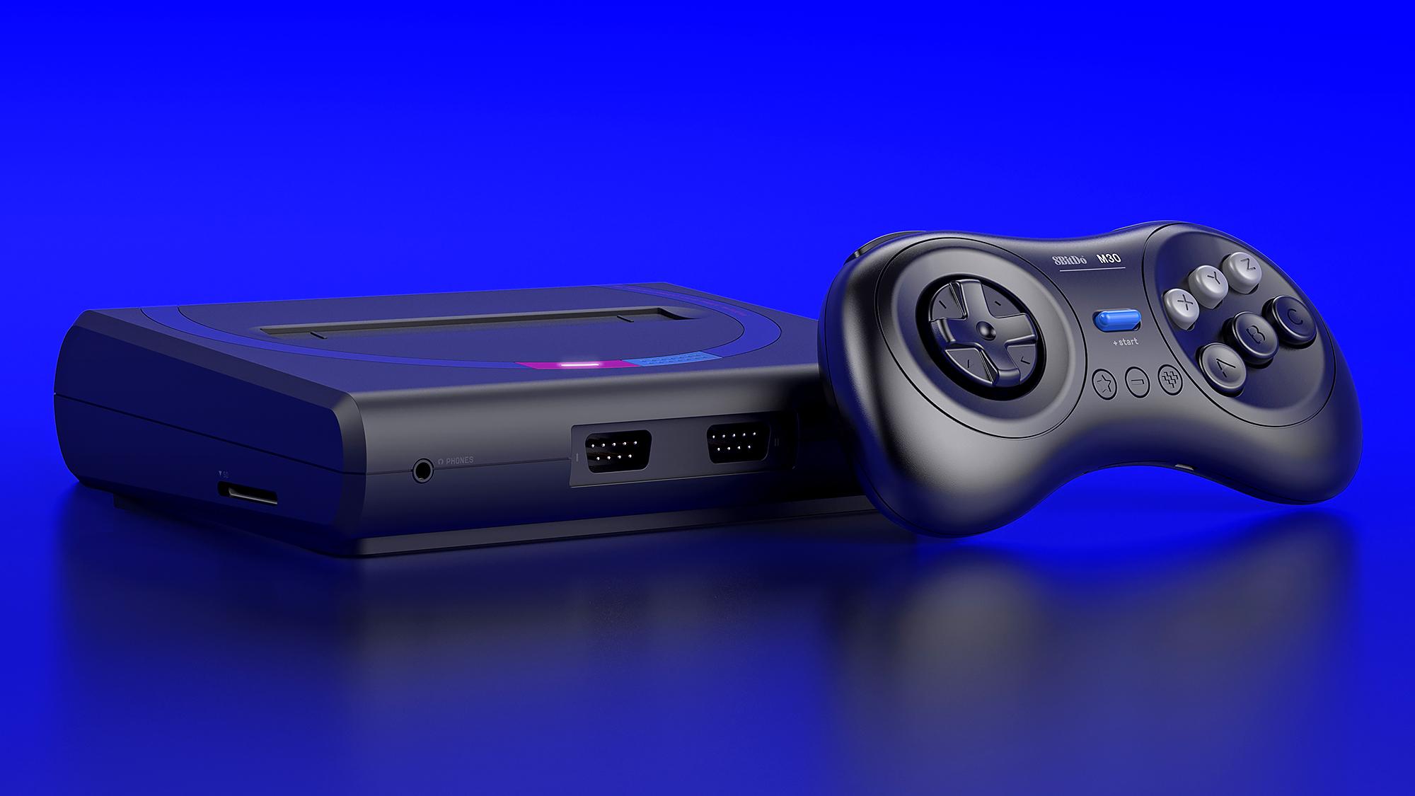 Um novo clone de Mega Drive promete melhorar os jogos que fizeram sua infância mais feliz
