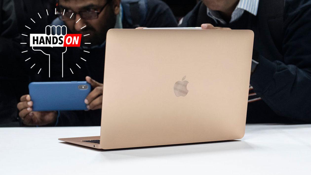O novo MacBook Air ofusca totalmente o MacBook de 12″