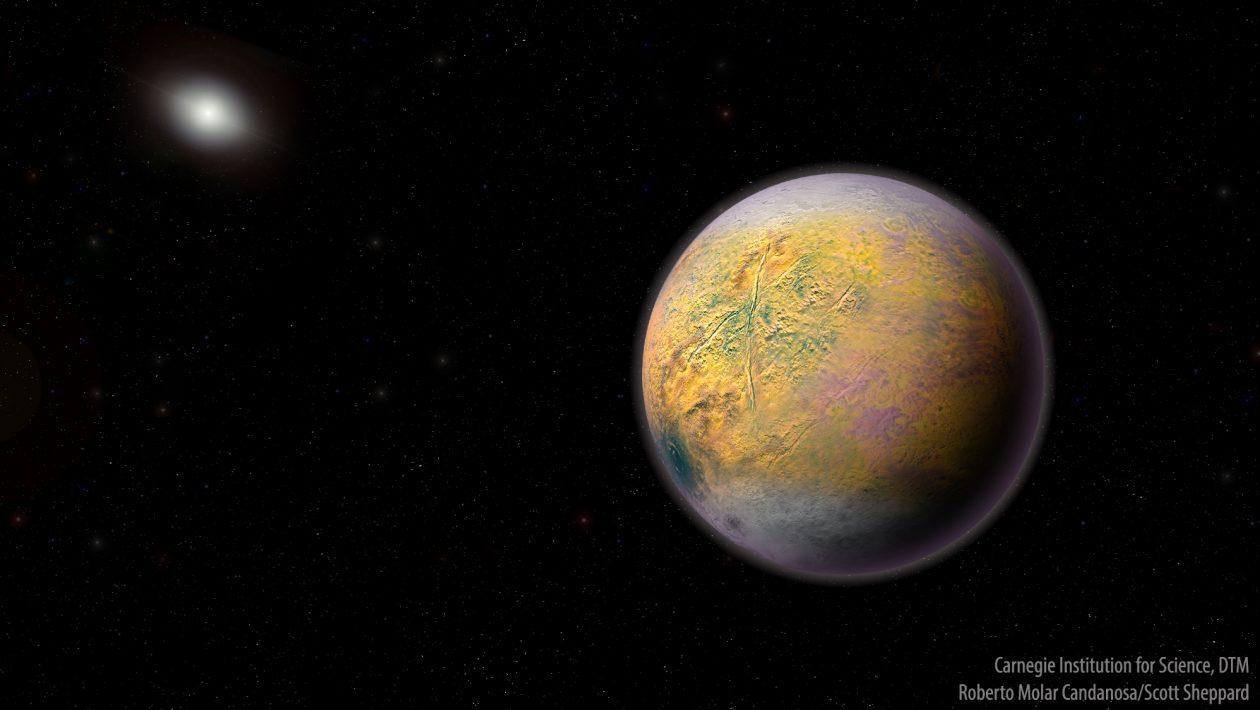 Descoberta de objeto distante no Sistema Solar reforça hipótese da existência do Planeta Nove