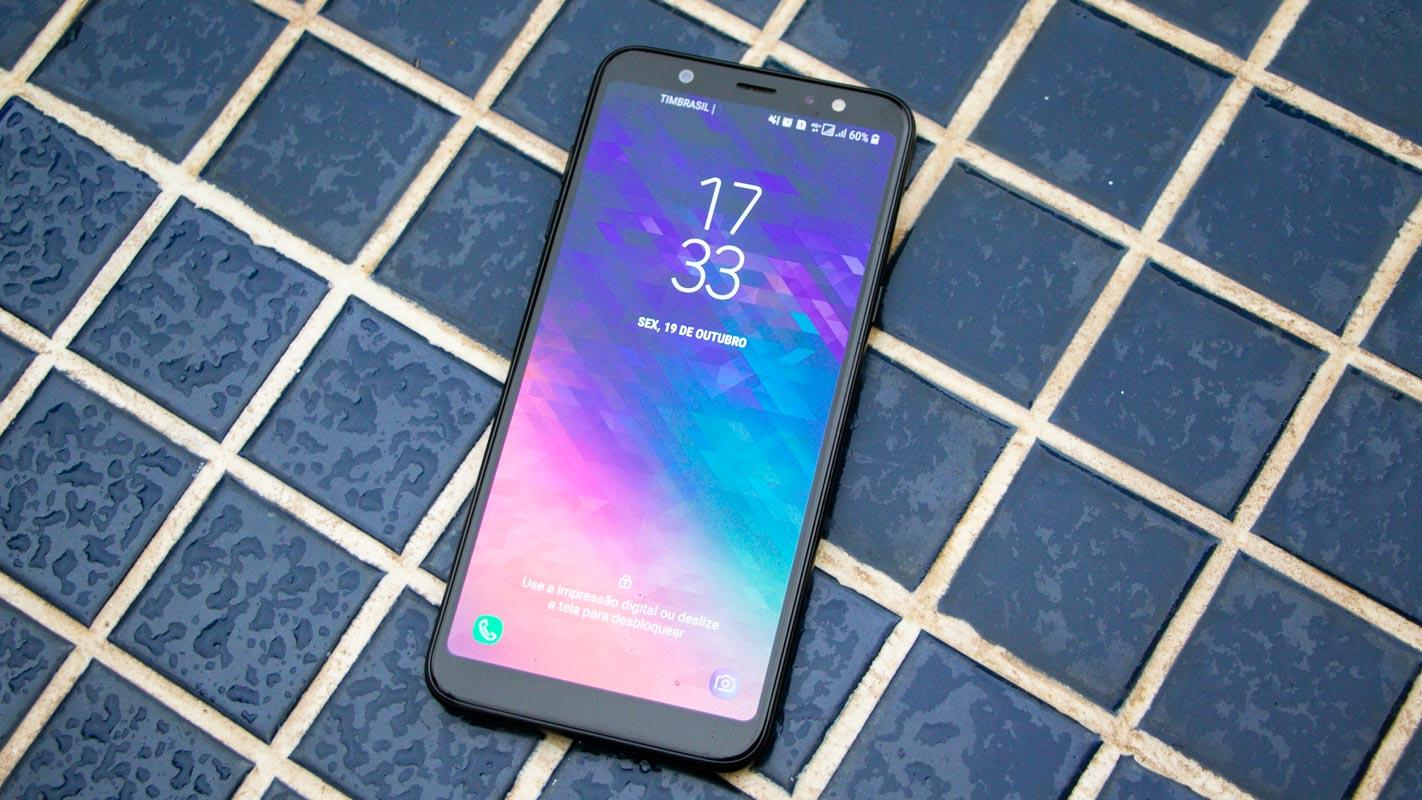 Review] Samsung Galaxy A6+: uma boa opção entre os