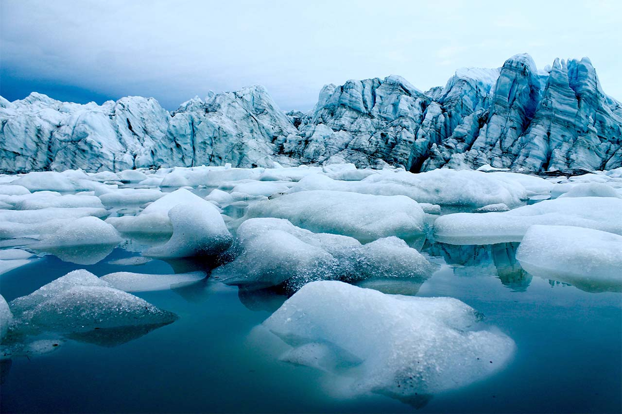 Novo estudo mostra o quão rápido a Groenlândia está derretendo