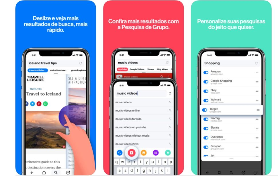 - cake browser 970x613 - Os melhores apps da semana para iPad e iPhone