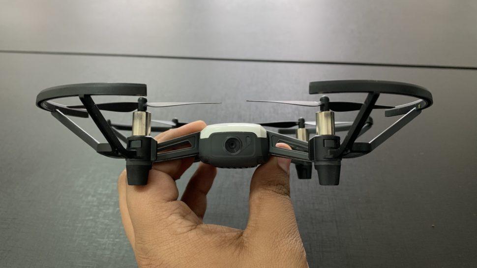 câmera do drone Tello