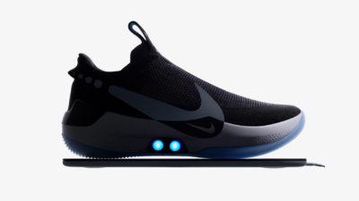 """6a7be3ea69 Nike agora tem tênis esportivo com """"cadarços"""" controlados por smartphone"""