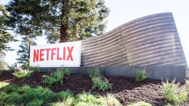 Sede da Netflix em Los Gatos, na Califórnia