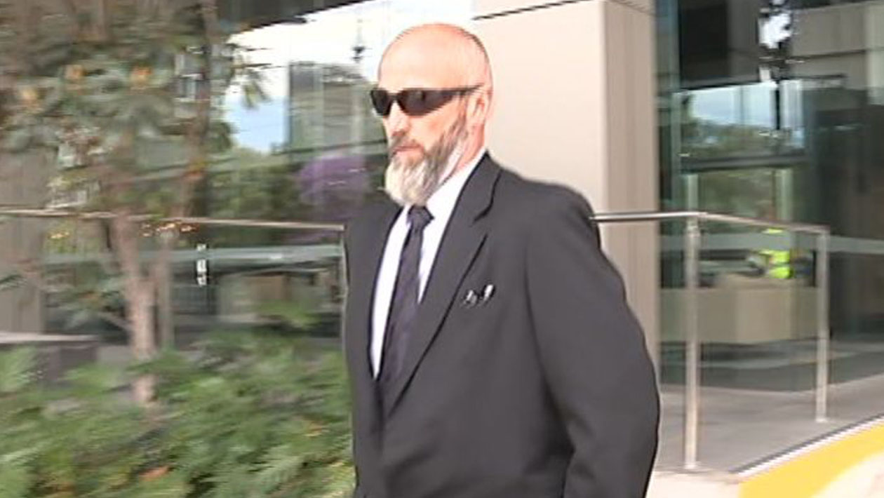 Ex-policial australiano Adrian Trevor Moore