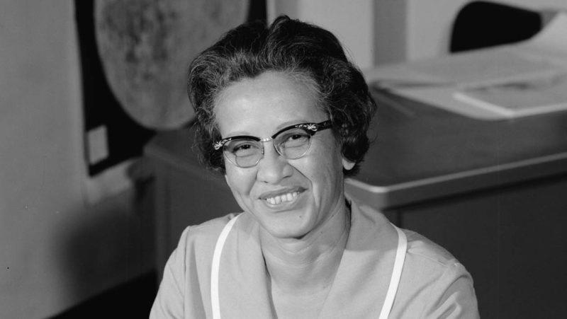 Katherine Johnson em 1966