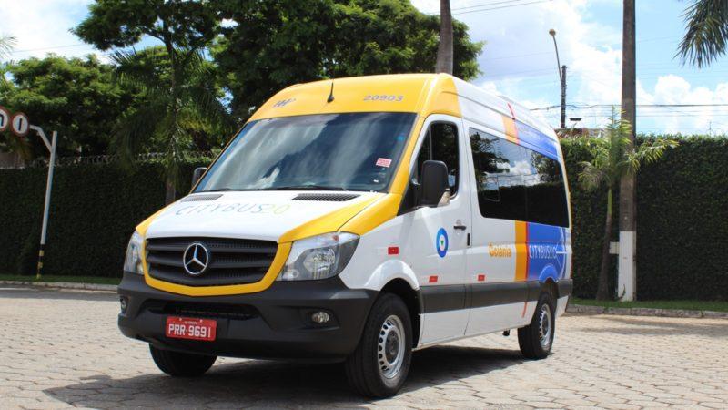 Carro do Citybus 2.0