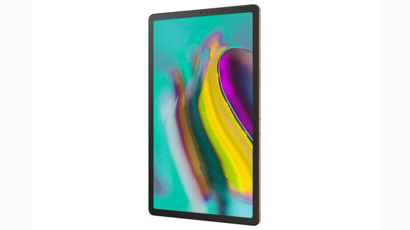 Novo tablet Galaxy Tab S5e, da Samsung, é fino, funcional e começa em US$ 400