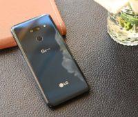 Traseira do LG G8