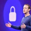 Mark Zuckerberg em conferência