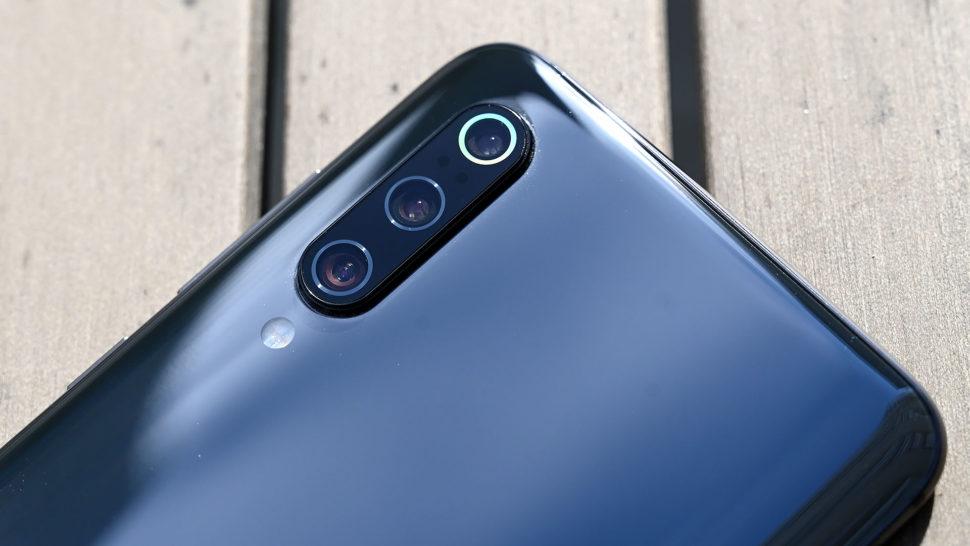 Câmeras do Xiaomi Mi 9
