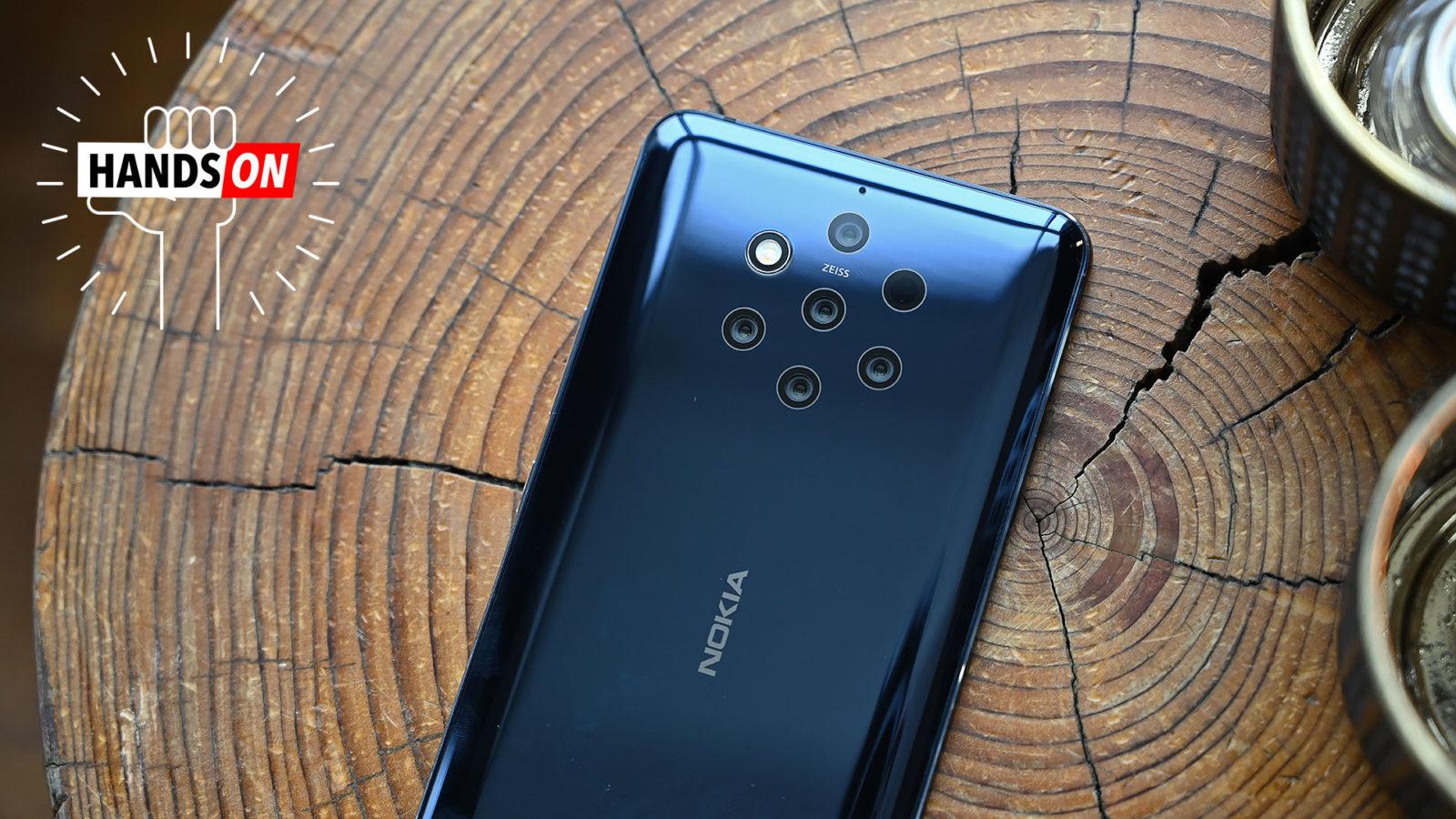 Conheca O Smartphone Da Nokia Com Cinco Cameras