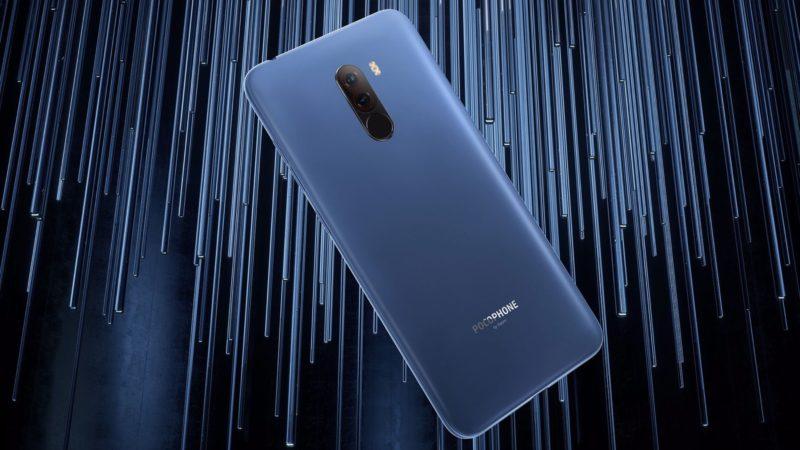 Smartphone Pocophone F1, da Xiaomi
