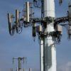 Antena de rede de internet móvel