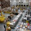 Armazém da Amazon em Baltimore