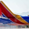 Jatos Boeing 737 Max no Aeroporto Internacional Sky Harbor, em Phoenix