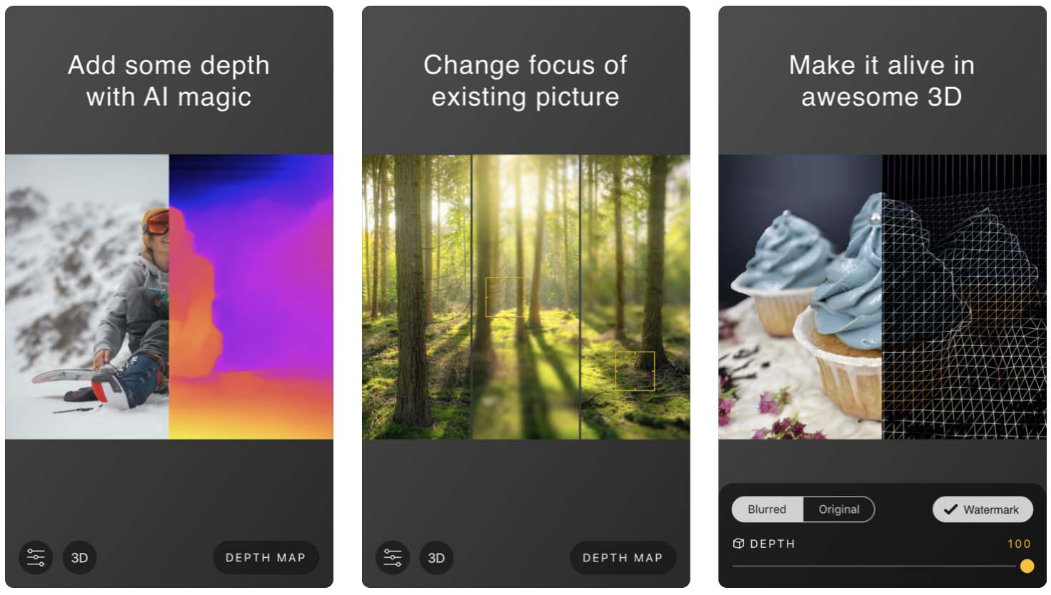 - depth - Os melhores apps da semana para iPad e iPhone