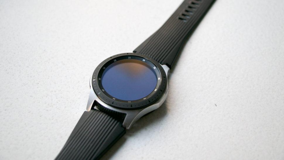 Galaxy Watch desligado